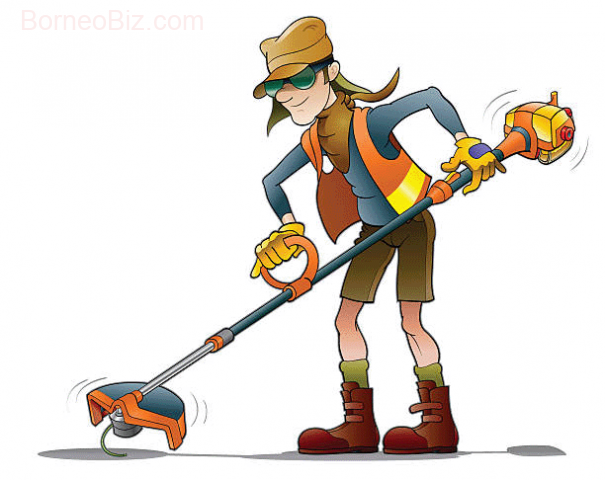 Grass Cutting Services Miri