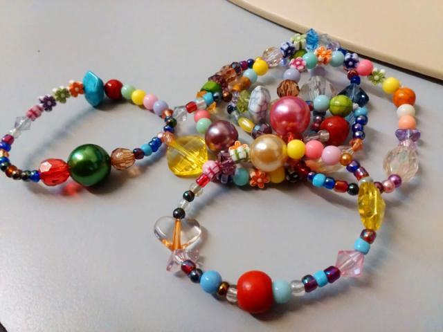Hand-Made Children's Bracelet