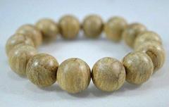 Original Borneo Wild Real Agarwood Aquilaria Bracelet Bead