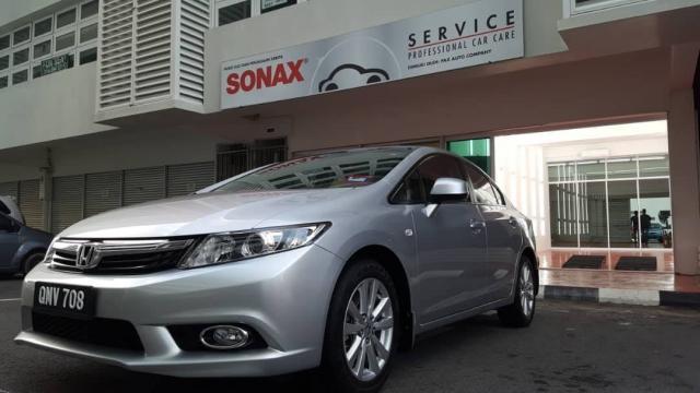 Sonax Service Miri  Pax Auto Company